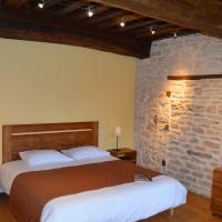 Chambre Luxe Hôtel de Vougeot 1
