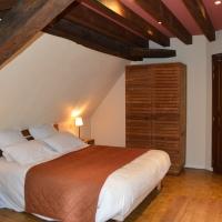 Chambre classique Hôtel de Vougeot 1