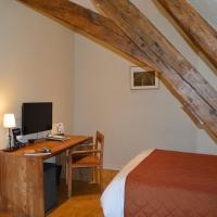 Chambre classique Hôtel de Vougeot 4