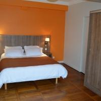 Chambre Familiale Hôtel de Vougeot 4