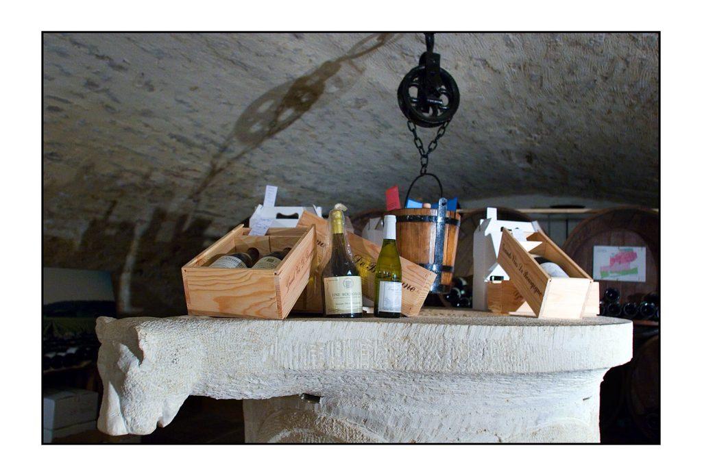 caveau vins hotelde vougeot