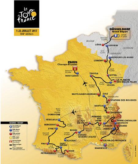 Image Tour de France 2017
